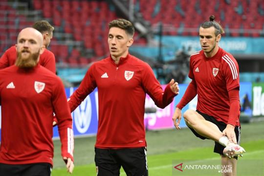 Bale tegaskan Wales tidak masalah dianggap nonunggulan lawan Denmark