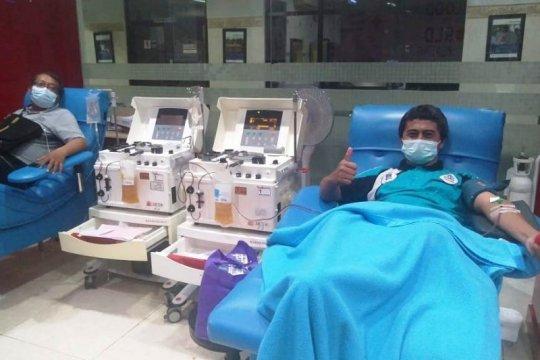 Pasien COVID-19 mandiri mendominasi perawatan di RSLI Surabaya