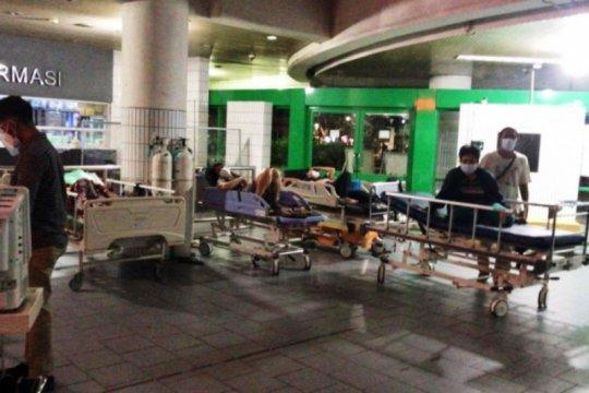 RSUD dr Soetomo Surabaya terima ratusan pasien COVID-19