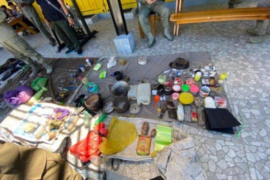 Patroli Satgas Madago Raya temukan pondok persembunyian DPO MIT Poso
