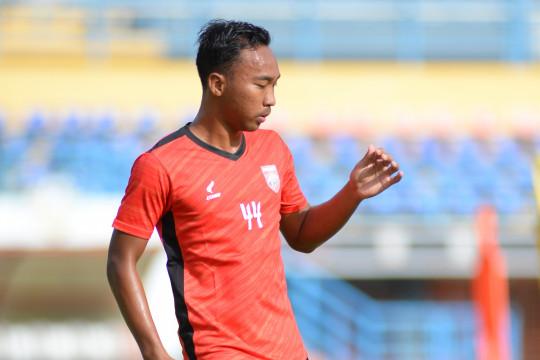 Pemain Borneo FC Nurdiansyah alami cedera bahu jelang Liga 1 2021