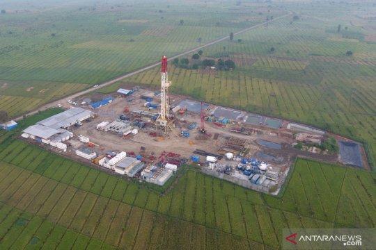 Pertamina EP berhasil tambah produksi migas di pemboran sumur Karawang