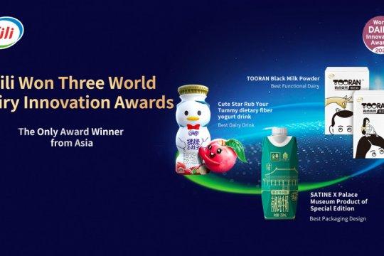 Yili perkenalkan strategi ganda di Kongres Perusahaan Susu Global