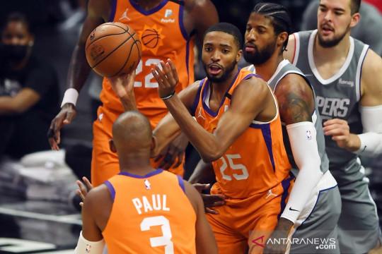 Suns semakin mendekati Final NBA setelah tundukkan Clippers