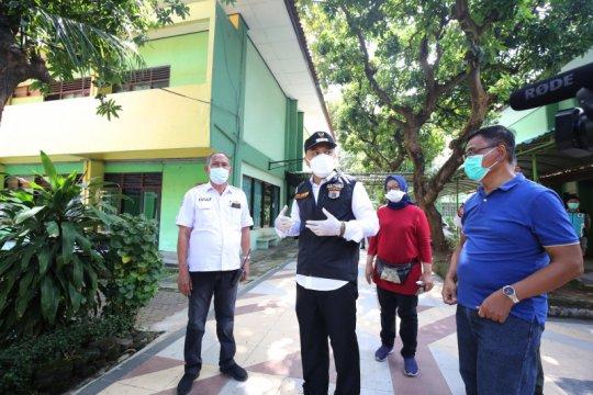 Tren kasus naik, Surabaya tambah dua gedung isolasi di Asrama Haji