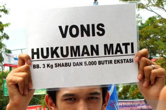 Kemarin, vonis mati terpidana narkoba sampai orang dalam Azis