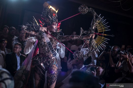 Indonesia punya tempat indah untuk kontes kecantikan ratu sejagat