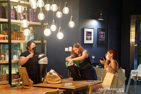 Thailand umumkan pembatasan baru COVID di Bangkok dan lima provinsi