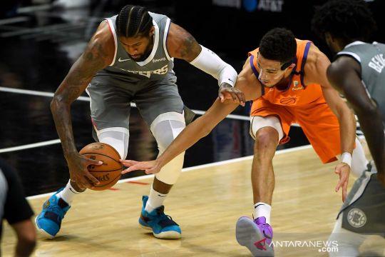 NBA Playoffs: Phoenix Suns kalahkan Los Angeles Clippers 84-80