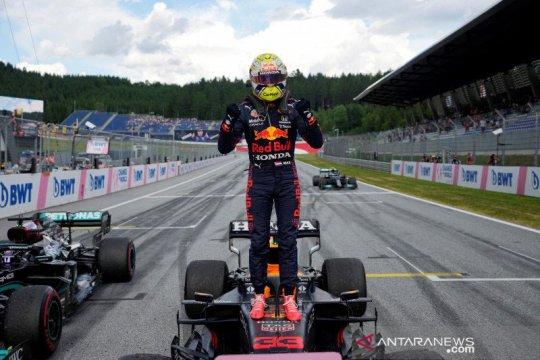Verstappen dominan juarai GP Stryria untuk perlebar jarak di klasemen