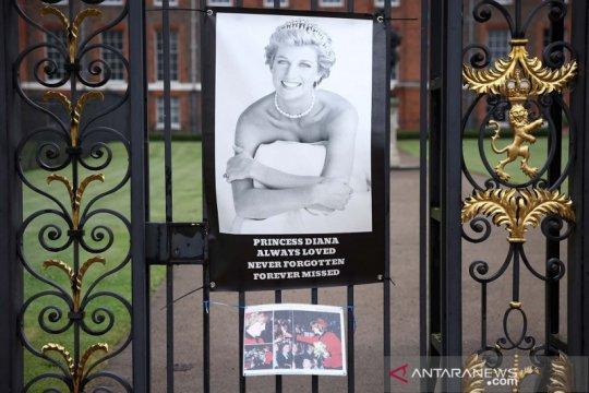 Penghormatan untuk Putri Diana