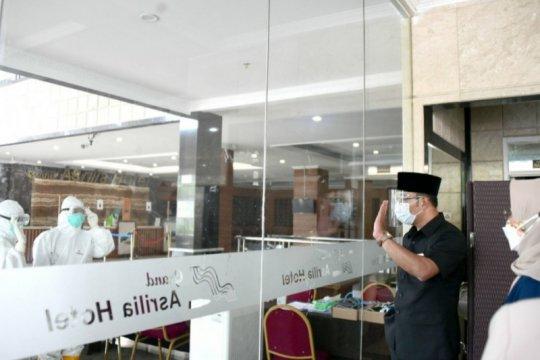 Pemprov Jabar gandeng hotel sediakan tempat pemulihan pasien COVID-19
