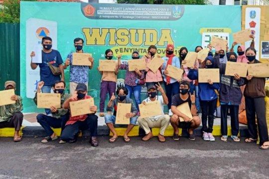 RSLI Surabaya konfirmasi klaster keluarga dominasi pasien isolasi