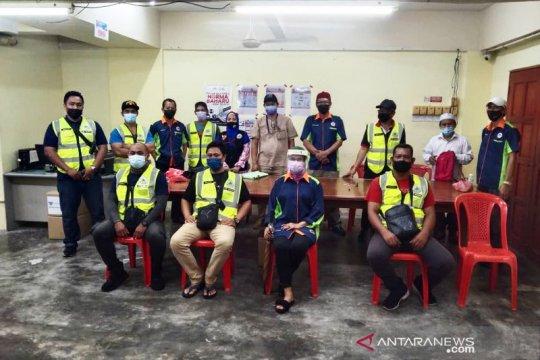 Al Kifayah koordinir bantuan logistik KBRI Kuala Lumpur