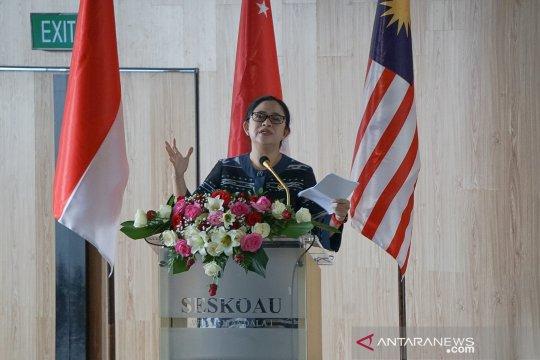 Puan nilai TNI perlu kekuatan hadapi ancaman kedaulatan dan siber