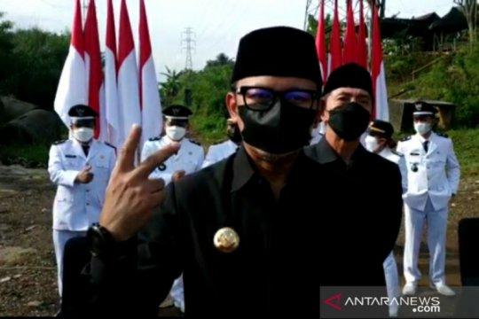 Wali Kota Bogor pilih jalan R3 jadi lokasi pelantikan pejabat
