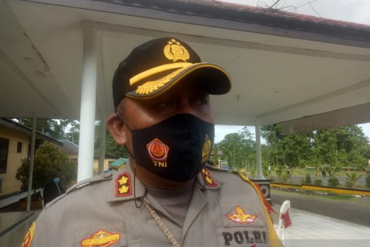 Polres Mimika antisipasi pergerakan kelompok pengganggu keamanan