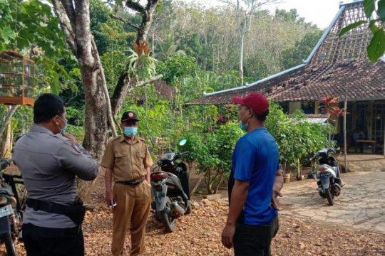 Gempa Senin pagi rusak 14 rumah di Gunung Kidul