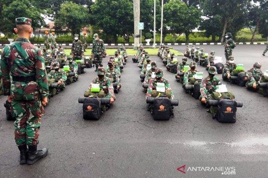 176 personel tenaga kesehatan TNI bantu fasilitas kesehatan di Jakarta