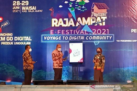 Raja Ampat dan BI launching pembayaran digital 11 destinasi wisata