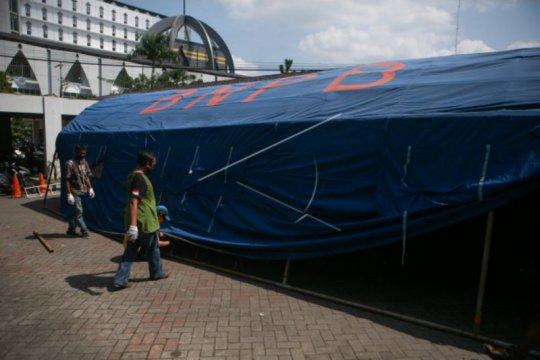 RSUP Sardjito dirikan tenda darurat antisipasi lonjakan pasien COVID