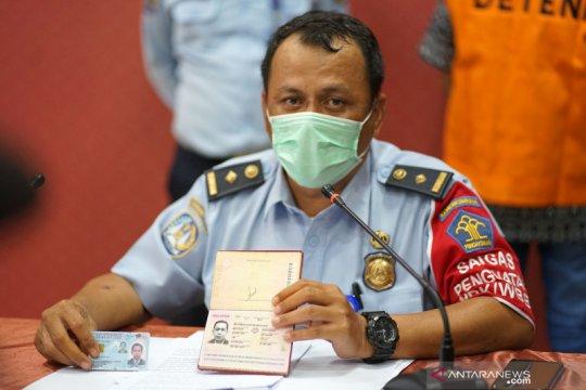 Kantor Imigrasi Gorontalo deportasi WNA Malaysia