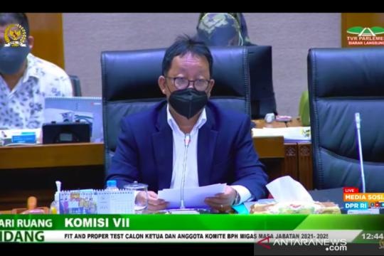 DPR gelar uji kelayakan calon komite BPH Migas usulan Presiden
