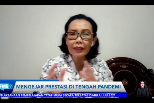 PGRI minta kesehatan dan keselamatan warga sekolah yang utama