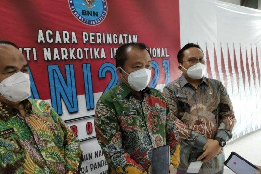 BNNP DKI canangkan pemberantasan narkoba tingkat kelurahan