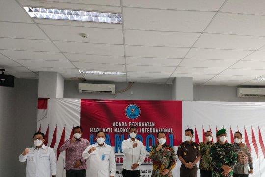 Hari Anti Narkoba, Kanwil Kumham DKI dukung program Bersinar
