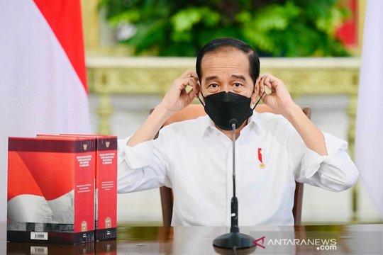Presiden sebut Indonesia belajar dari India tangani lonjakan COVID-19