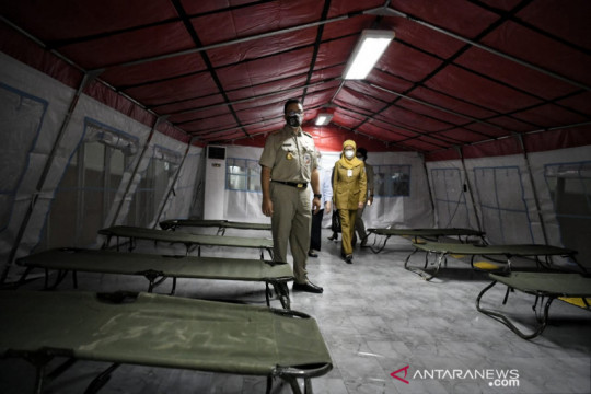 Survei FKM UI sebut 91,9 persen kasus COVID-19 Jakarta tak terdeteksi