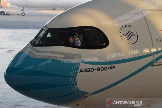 Garuda sesuaikan layanan operasional penerbangan selama PPKM darurat