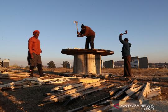 Afrika Selatan capai rekor 24.000 kasus baru COVID-19