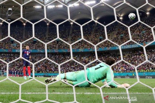 Detik-detik Prancis tersingkir dari Piala Eropa