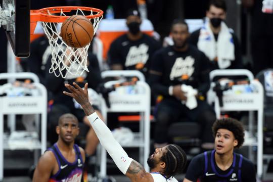 41 poin Paul George hidupkan asa LA Clippers