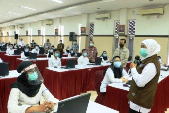 Pemprov Jatim buka pendaftaran CPNS dan PPPK 2021