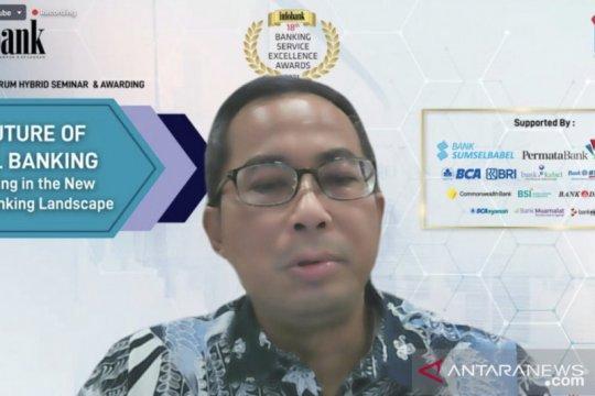BNI raih penghargaan sebagai bank BUMN terbaik 2021