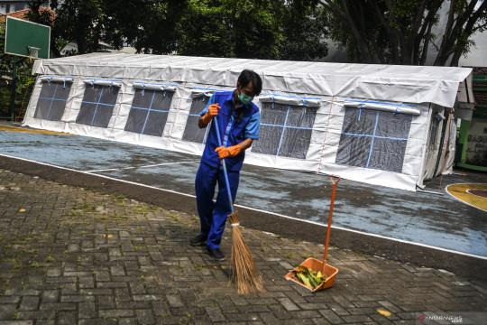 Keterisian tempat tidur rumah sakit di Jakarta 33 persen