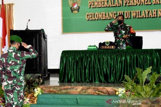 300 prajurit BKO dikerahkan jaga pembangunan Kodam XVIII/Kasuari