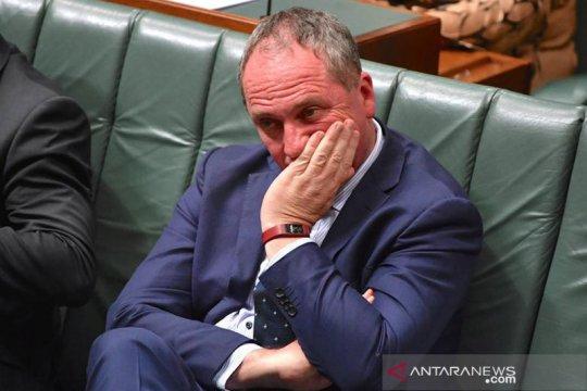 Tidak pakai masker, Wakil Perdana Menteri Australia didenda