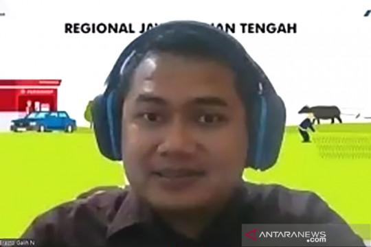 Pertamina Pemasaran Regional JBT salurkan Rp2,7 miliar bagi pelaku UMK