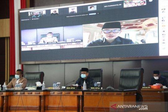 DPRD Kota Bogor menyetujui Raperda PAM menjadi perda