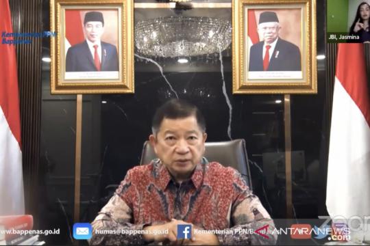 Bappenas tekankan Satu Data Indonesia kunci sukses pemulihan nasional