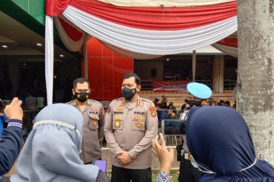 Polda Lampung menangkap 140 pelaku premanisme