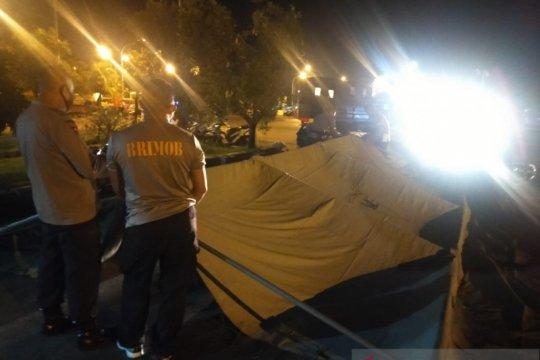 Polres Jembrana siapkan posko evakuasi kapal tenggelam