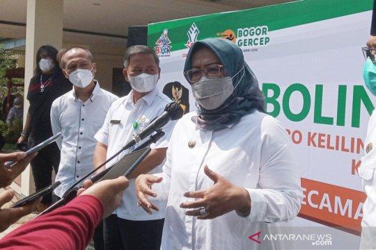Usai 90 nakes positif, Kabupaten Bogor-Jabar buka rekrutmen relawan