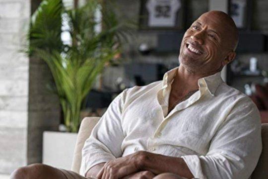 "Dwayne Johnson akan bintangi film petualangan ""Red One"""