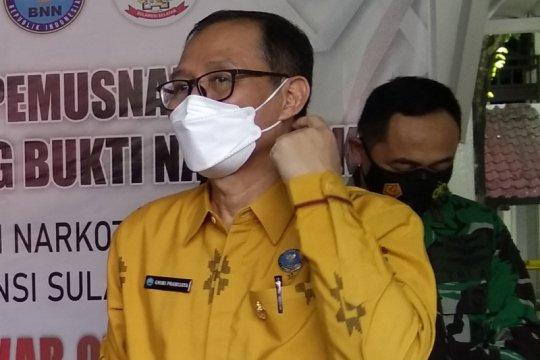 BNNP Sulsel membongkar produsen tembakau sintetis