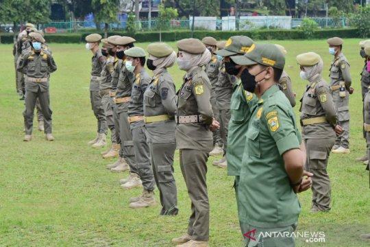 Bupati Bogor minta Satpol PP perkuat lagi personel tindak kerumunan